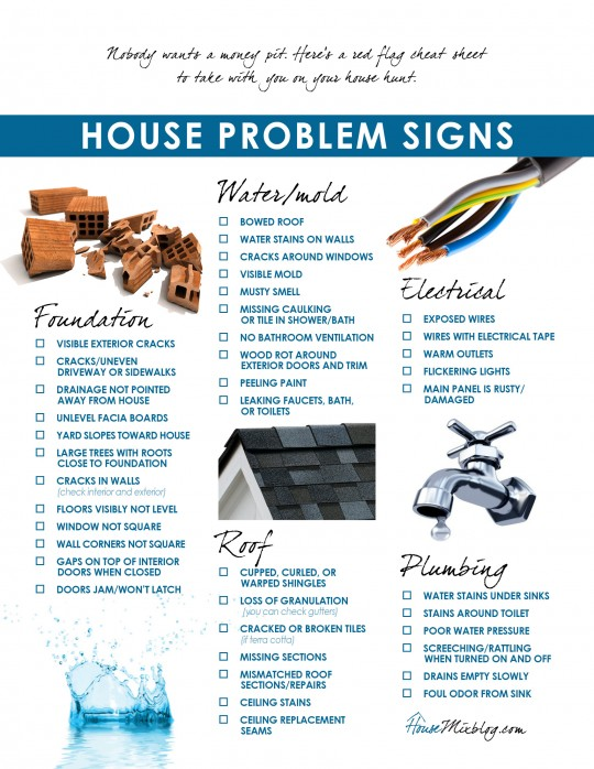 Photo Credit: http://www.housemixblog.com/2013/12/05/moving-part-3-problems-to-look-for-when-buying-a-house-checklist/